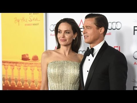Angelina Jolie Calls Sex Scenes With Brad Pitt 'The Strangest Thing in the World'