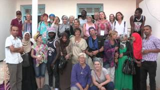CARAVANE DE LA PAIX - TATAOUINE- TUNISIE 2014 14/15
