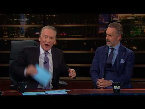 Jordan B. Peterson Real Time with Bill Maher HBO