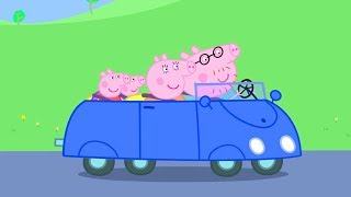 Peppa Pig Nederlands | 3 Afleveringen - Auto