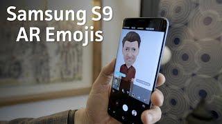 How to make AR Emojis on the Samsung Galaxy S9
