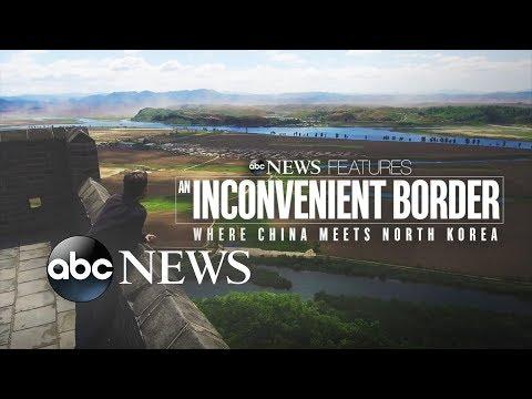Xxx Mp4 An Inconvenient Border Where China Meets North Korea ABC News 3gp Sex