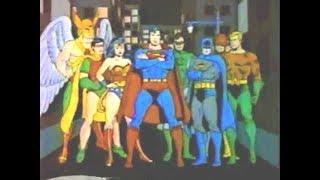 SUPER POWERS: desenhos dos Superamigos (1984/1985)