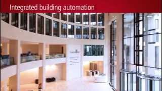 EN | Building Automation in the Tower 185 office building