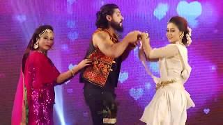 SATV Eid Dance | Oh Sham Tomare Ami Noyone Noyone Rakhibo | Barish John & Srabonty