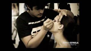 Sueli Estrela - Making of  Elaine Neves