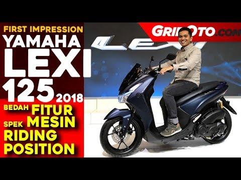 Xxx Mp4 Yamaha Lexi 125 2018 L First Impression Review L GridOto 3gp Sex
