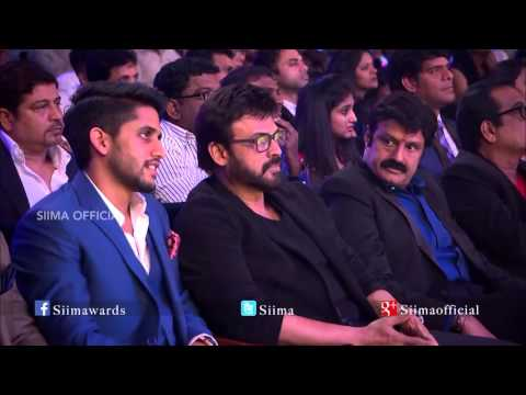 Micromax Siima 2015 | Best Supporting Actress (Male) Kannada | Achyuth Kumar