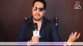 Desi TV Australia Talks to Mika Singh!