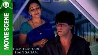 Shahrukh Khan annoyed by his wife | Hum Tumhare Hain Sanam