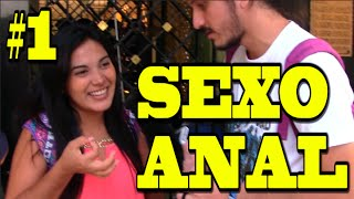 SEXO ANAL #1 |  Opinión popular | Logan y Logan
