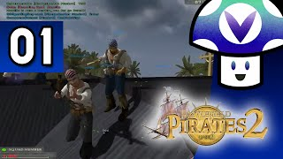 [Vinesauce] Vinny & Mods - Battlefield Pirates 2 (part 1)