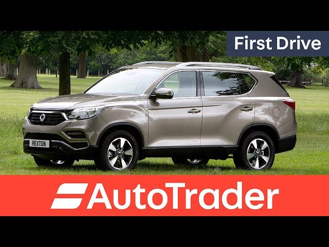 Ssangyong Rexton 2017 first drive review
