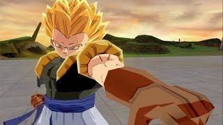 ADULT GOTENKS SSJ3 TRANSFORMATION | Dragon Ball Tenkaichi 3 Mods