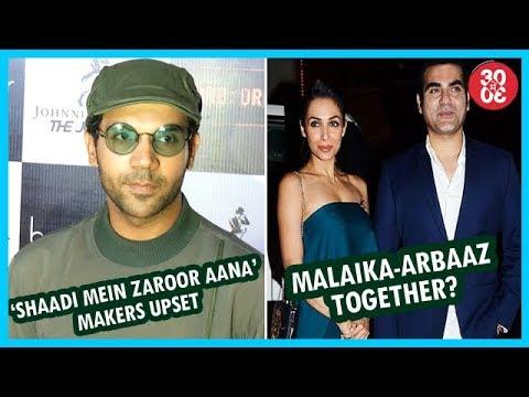 Xxx Mp4 Rajkummar Upsets 'Shaadi Mein Zaroor Aana' Makers Malaika – Arbaaz Spend Quality Time Together 3gp Sex