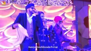 Manj Musik  Raftar  Nindy Kaur  Live Performance  Delhi