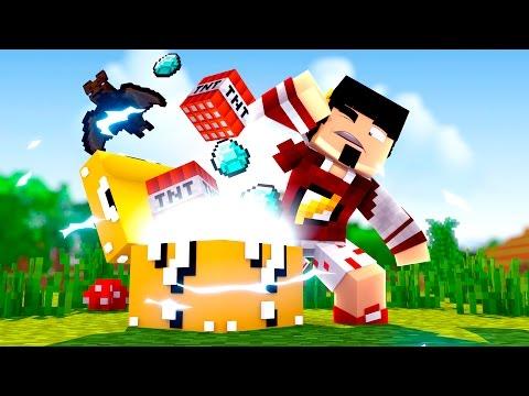 Xxx Mp4 Minecraft LUCKY BLOCK HARDCORE Ep 2 ‹ AMENIC › 3gp Sex