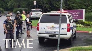 Multiple Victims In An Active Shooter Situation In Northeast Maryland | TIME