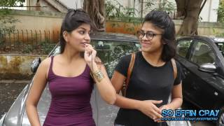 Mumbai Girls On KISSING GUYS WITH BEARDS