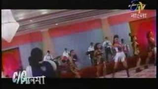Bengali Movie Song with Rituparna and Mithun