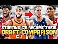 What If Every NBA Center Became Their Draft Day Comparison