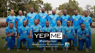 World Cup 2015 Ad - Yepme's Fresh Fashion Ad with West Indies Cricket Team