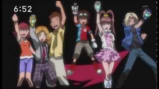 Digimon Xros Wars op 2 Full (HD) New World by Twill