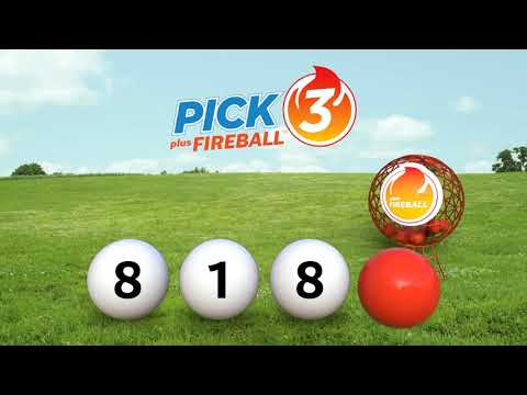 IL Lottery Midday 08/12/2017