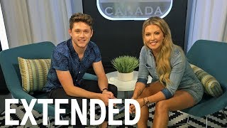 Niall Horan Gets Real About His New Album, Canadian Fans | EXTENDED