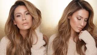 SOFT BOMBSHELL WAVES | DESI PERKINS