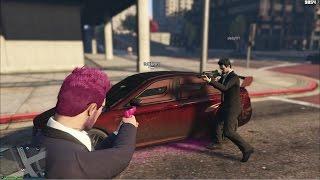 GTA V ONLINE PC: DESCUBRIENDO MUNDO