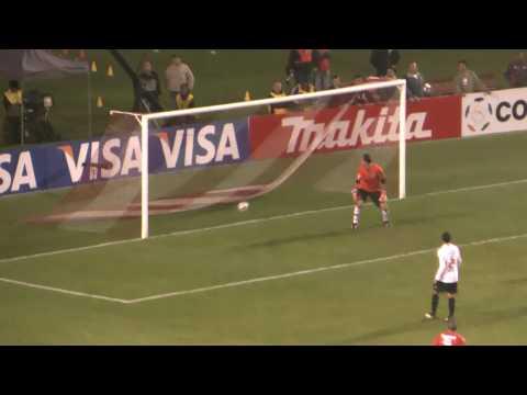 28 07 2010 Inter 1 x 0 SPFC Gol do Giuliano filmado da Arq. Superior em HD