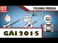 Download Video Gái 2015 -Skyler [Video Lyrics] 3GP MP4 FLV