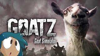 CACA ZOMBIE | GOAT SIMULATOR | GOATZ DLC ZOMBIES
