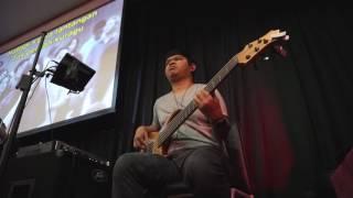 HANYA DI DALAM NAMANYA (True Worshippers) - MIKHA LUMEMPOW (Bass Cam)