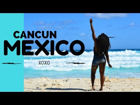 Went to Cancun Mexico alone & this happen