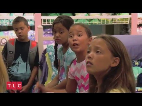 Kate Plus 8 Back To School