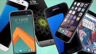 Best smartphones September 2016