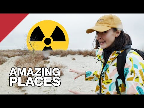 The Radioactive Beach In New York