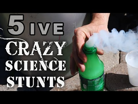 5 Crazy Science Stunts You Can t Try At School