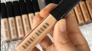 How to Cheat Sleep with Makeup Using Bobbi Brown Instant Full Cover Concealer by Debenhams Beauty