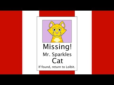 Xxx Mp4 Minecraft Fnaf Lolbits Cat Goes Missing Minecraft Roleplay 3gp Sex