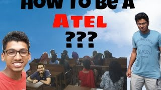 How To Be A Good Student or Atel(আঁতেল); HT#ep-01 by SaMuk Production Ltd. from