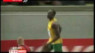 Usain Bolt - 9,58