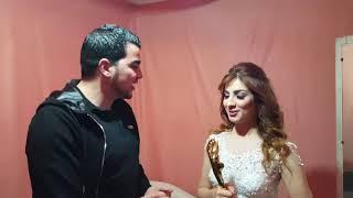 محسن بوزرطيط يهنئ سهيلة بن لشهب على Murex d