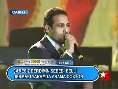 Popstar Alaturka Erkan Doktor 17 12 2006 1
