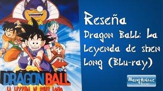 [Reseña] Dragon Ball: La Leyenda De Shen Long (Blu-Ray) de Zima Entertainment