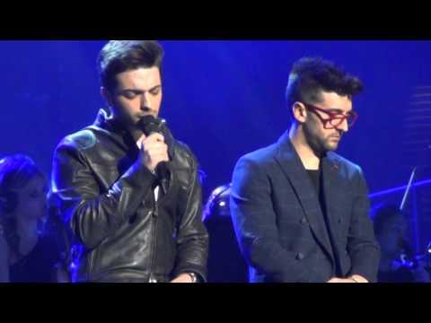 Il Volo - ... My way. Duet by Gianluca & Piero. Feb. 17, 2016