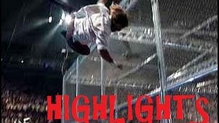 WWE King of the Ring 1998 - Undertaker vs Mankind (Hell in a Cell Match) HD