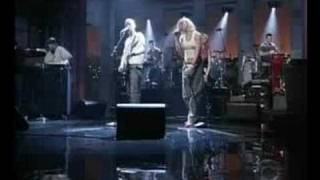 Moby feat. Gwen Stefani - South Side Live @ Letterman